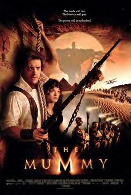 THE MUMMY (INT'L)