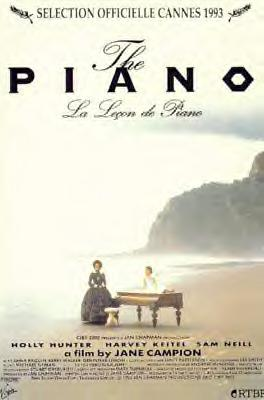 The Piano Movie Poster For Sale