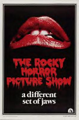 THE ROCKY HORROR PICTURES SHOW