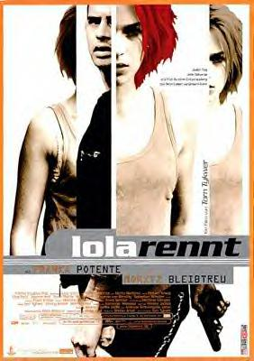 RUN LOLA RUN (German A)