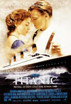Titanic International Original