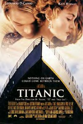 Titanic (Style A) Orig