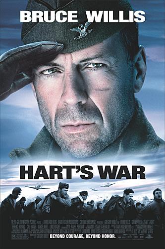 HART'S WAR B