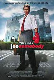 JOE SOMEBODY