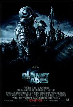PLANET OF THE APES (Adv)