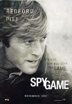 Spy Game (Redford)