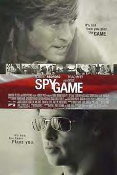 Spy Game (Regular)