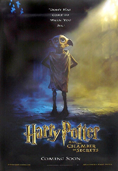 Harry Potter 2 Chamber of Secrets