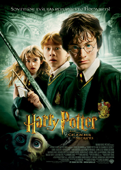 HARRY POTTER 2 INT'L