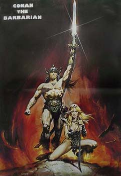 Conan - The Barbarian