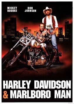 Harley Davidson Marlboro Man