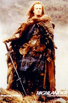 Highlander  Style: A