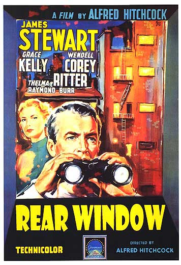 Rear Window (Italian)