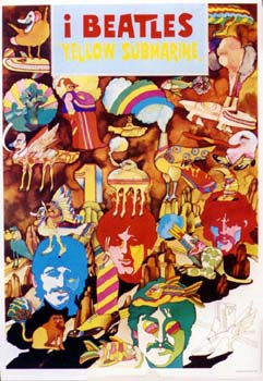 Yellow Submarine (i Beattles)