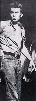 James Dean (Giant A)