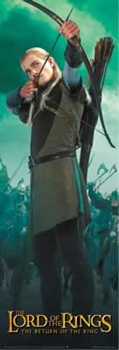 Return of the King - Legolas lifesize