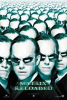 Matrix Reloaded Agent Smith in Motion)