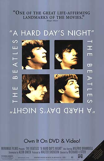 HARD DAYS NIGHT