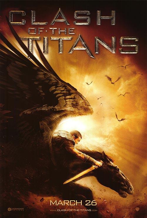 Clash if the Titans P