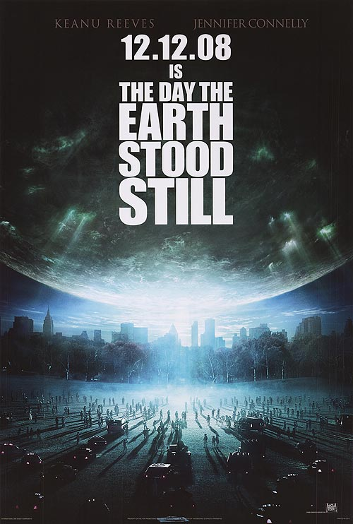 Day The Earth Stood Still  Planet