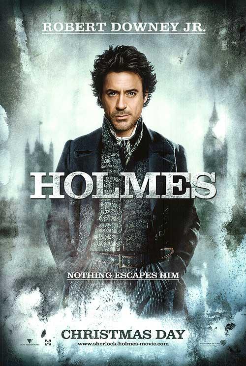 Sherlock Holmes RDJ