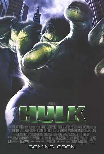 The Hulk 2003