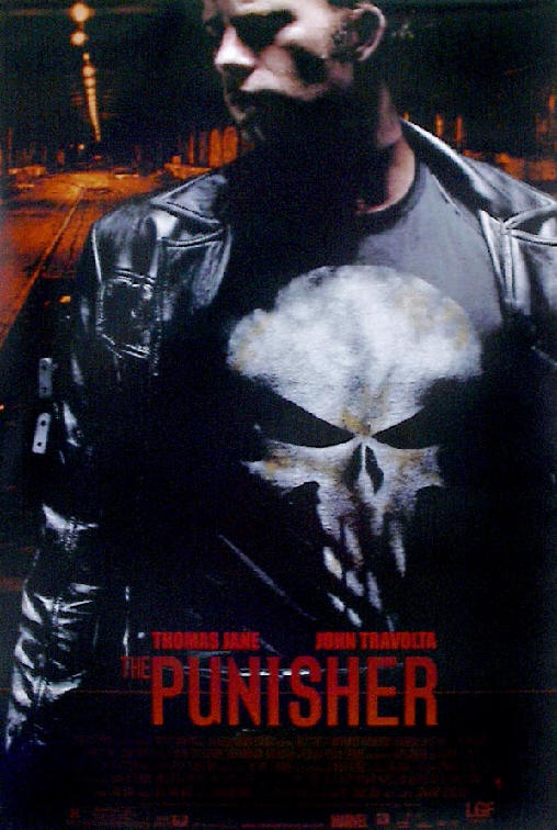 The Punisher-Thomas Jame