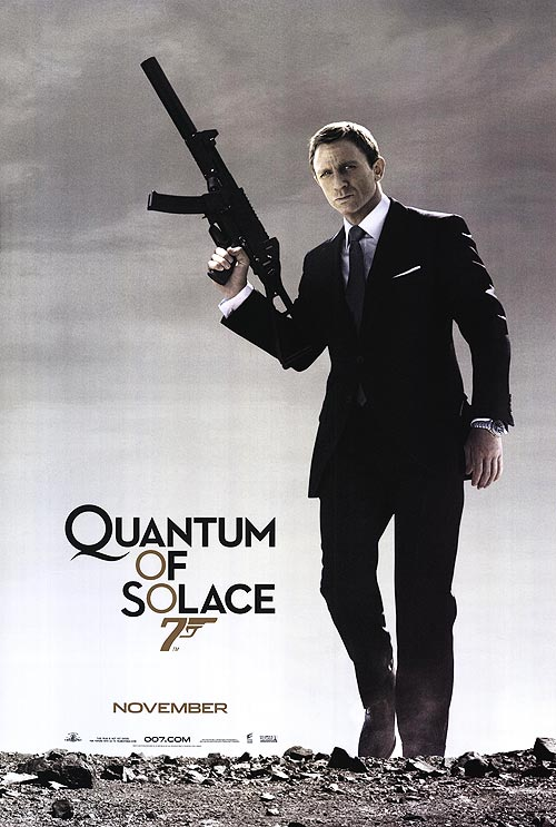 Quantum of Solace Adv