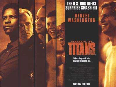 ボアズ・イェーキン監督のタイタンズを忘れないという映画