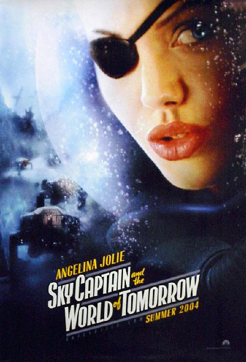 Sky Captain and the World of Tomorrow-Jolie