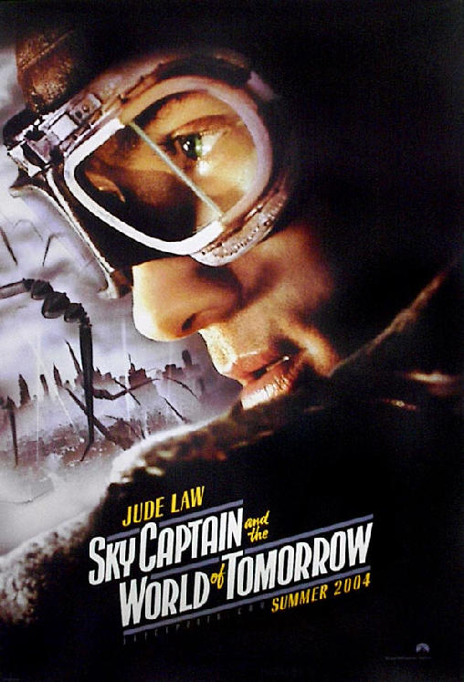 Sky Captain and the World of Tomorrow-Law