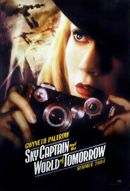 Sky Captain and the World of Tomorrow-Paltrow