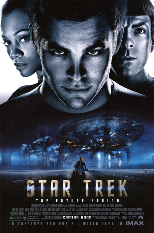 STAR TREK 2009 Reg