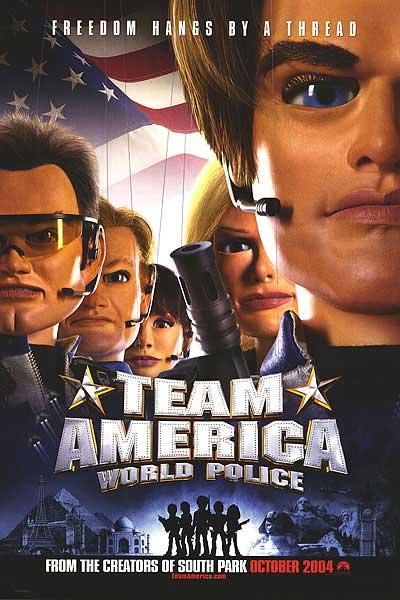 Team America: World Police Style B