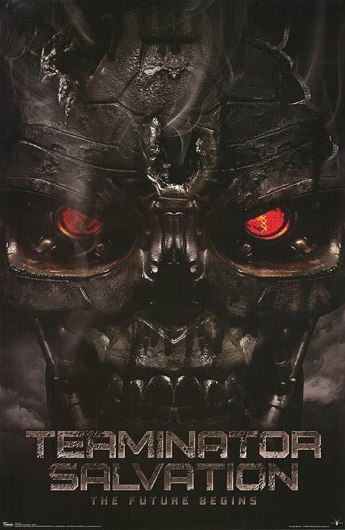 Terminator Salvation TSR