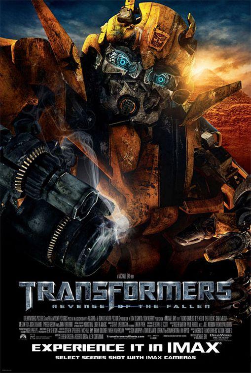 Revenge of the Fallen IMAX