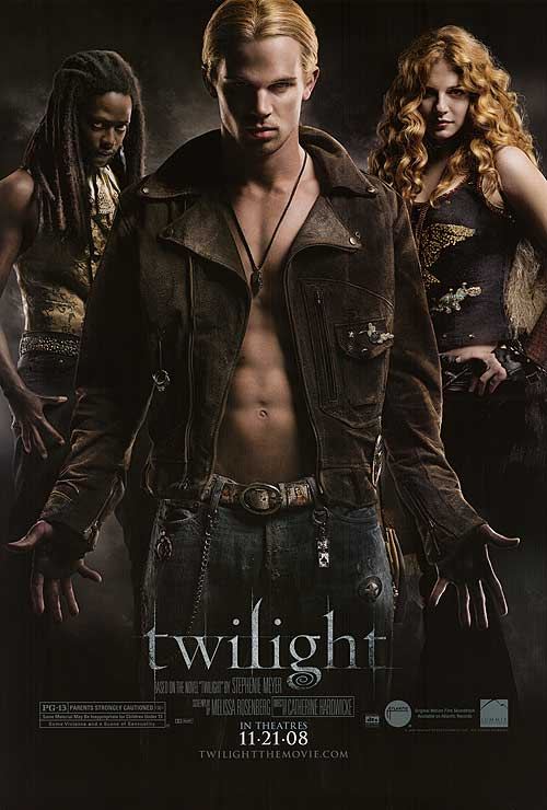 Twilight Movie Villans