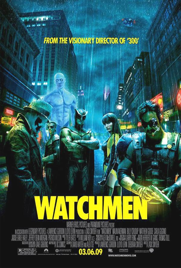 WATCHMEN Final