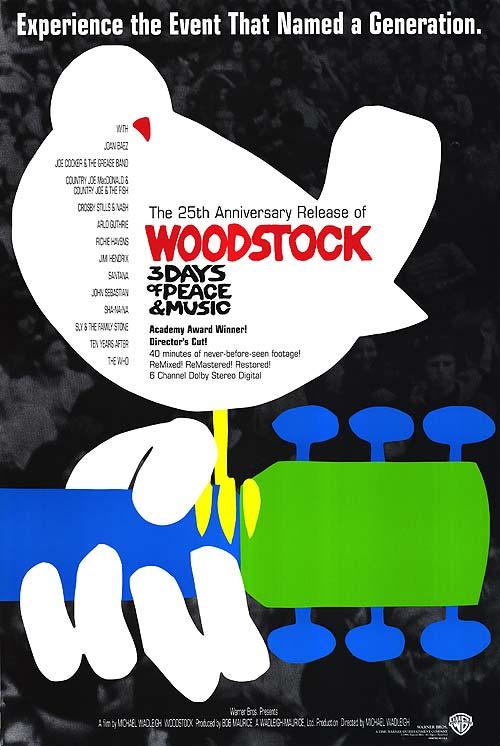 Woodstock 25th Anv