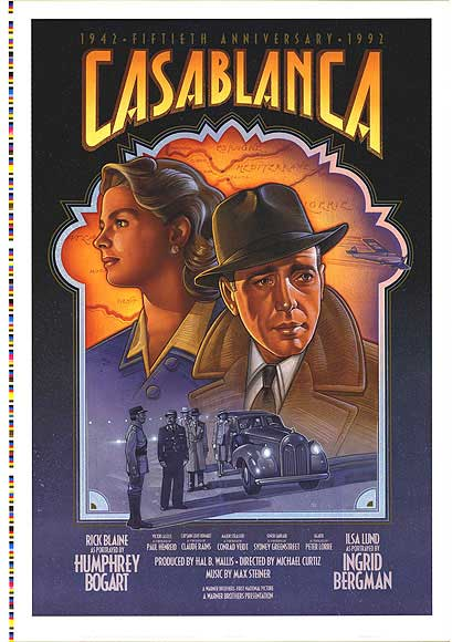 Casablanca 50th Anniversary