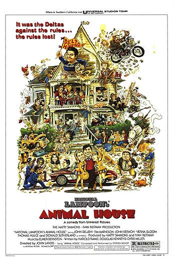 Animal House (Regular)