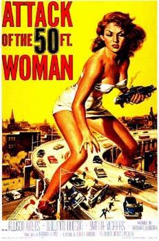Attack Of The 50 Feet Woman