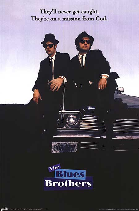 The Blues Brothers score style