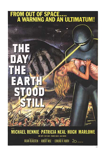 Day The Earth Stood Still  1951