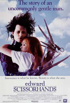 EDWARDS SCISSOR HANDS