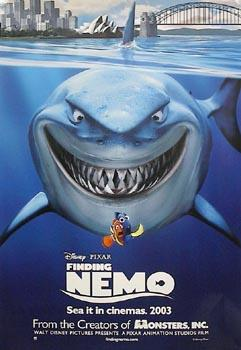 Finding Nemo (Shark)