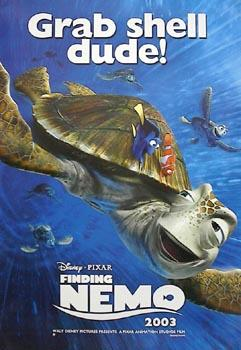 Finding Nemo Turtle