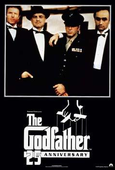 The Godfather 25th A