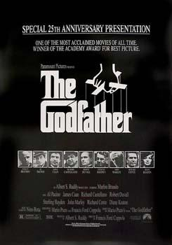 The Godfather 25th O