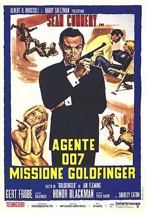 Goldfinger Italian